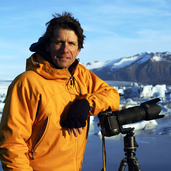 Photographer  James Balog.