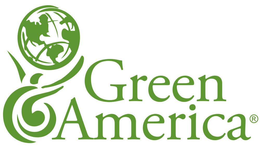 Green America logo