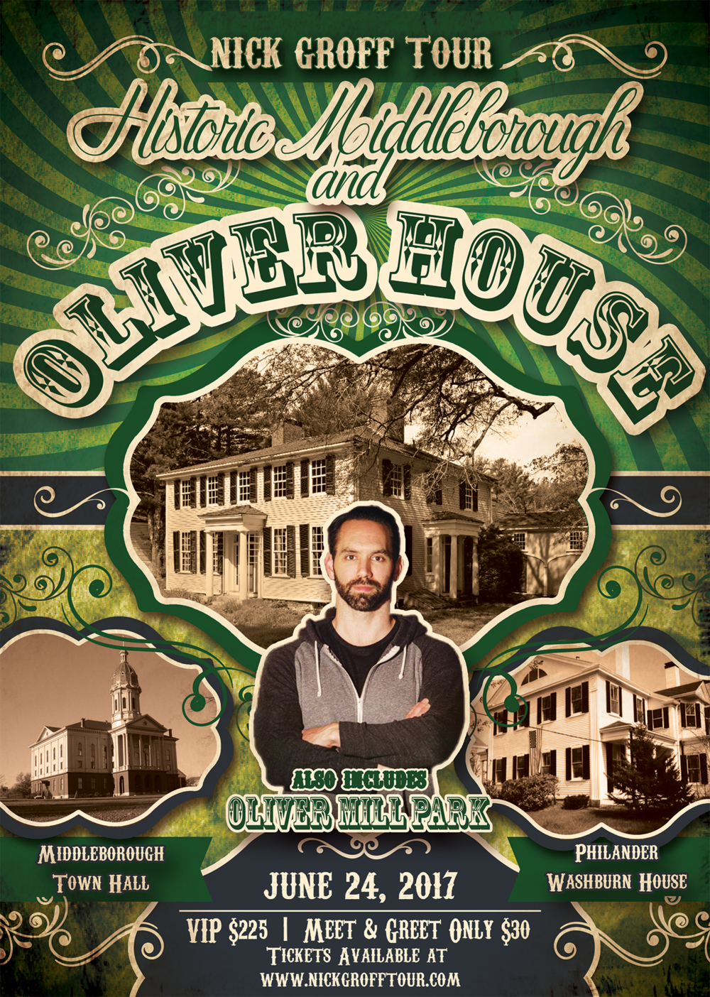 Oliver house and historic middleborough ma nick groff tour thunderbird sightings ancient native burial grounds ghosts and a strange history of accidents and suicides these are some of the reasons middleborough kristyandbryce Images