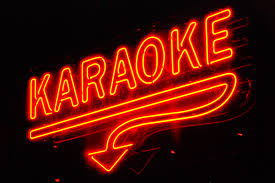 Karaoke Saturday nights and on demand