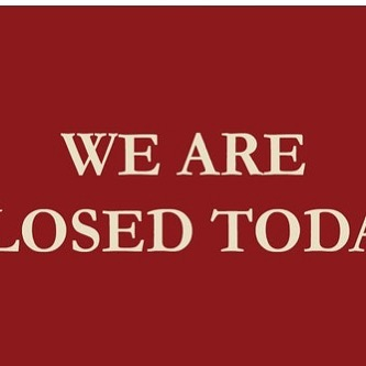 Pumphouse Creamery will be closed thru Wednesday. Hunker down everyone and we will see you later this week!