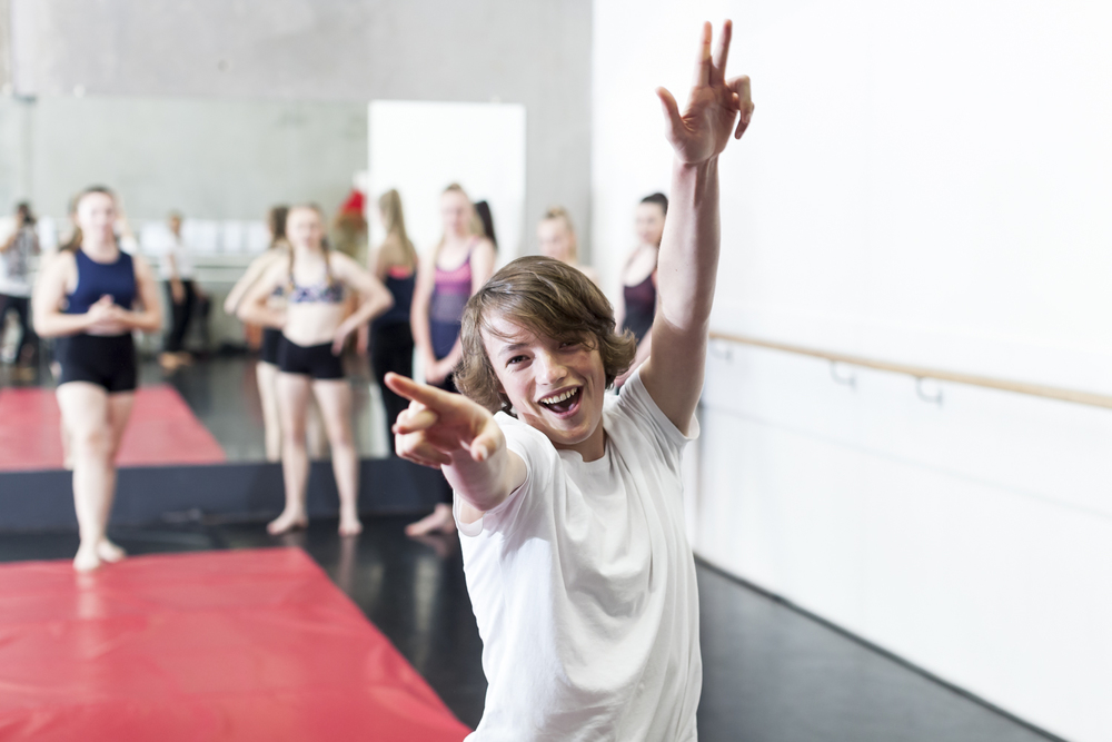 boys dance classes sydney eastern suburbs