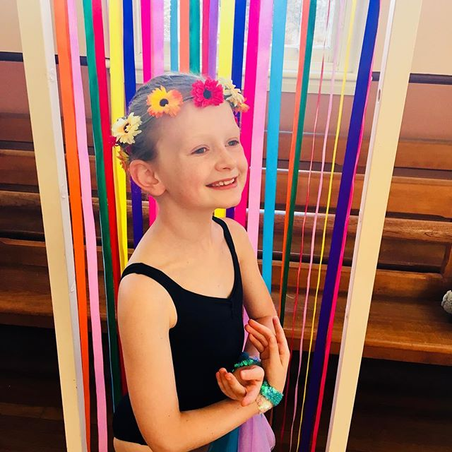 🌸 Private Lesson on your birthday... thanks for sharing your birthday weekend with me! 🌸  #birthday #birthdayfun #saturdayballet #coogee #empirepa #birthdayprincess #rad #royalacademyofdance