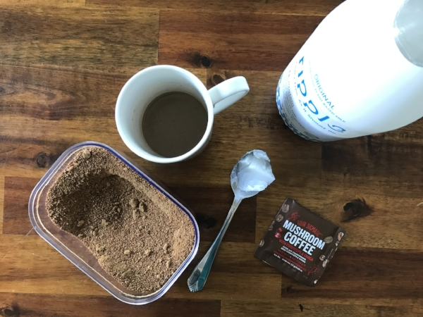Four Sigmatic Mushroom Coffee Recipe