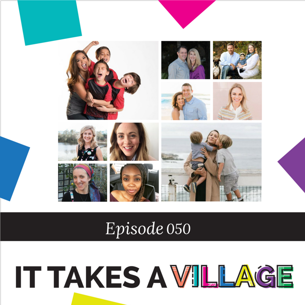 It Takes a Village Podcast 50th Episode