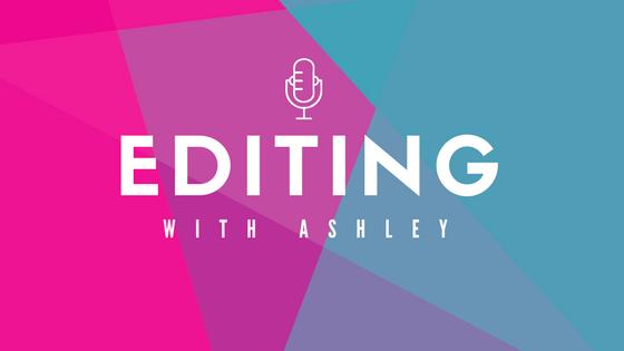 Ashley Carroll Podcast Editing