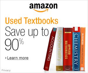 Amazon Used Textbooks