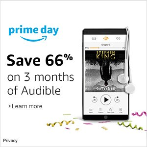 Save on Audible Music