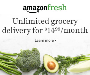 Amazon Fresh Discount