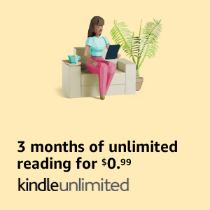 3 Months of Unlimited Kindle Reading