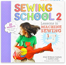 Sewing school 2 sewing book