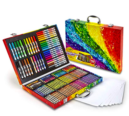 Crayola art case Kids Christmas gift guide