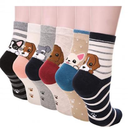 animal socks for kids who love animals