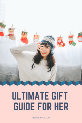Ultimate Gift Guide For Her This Christmas