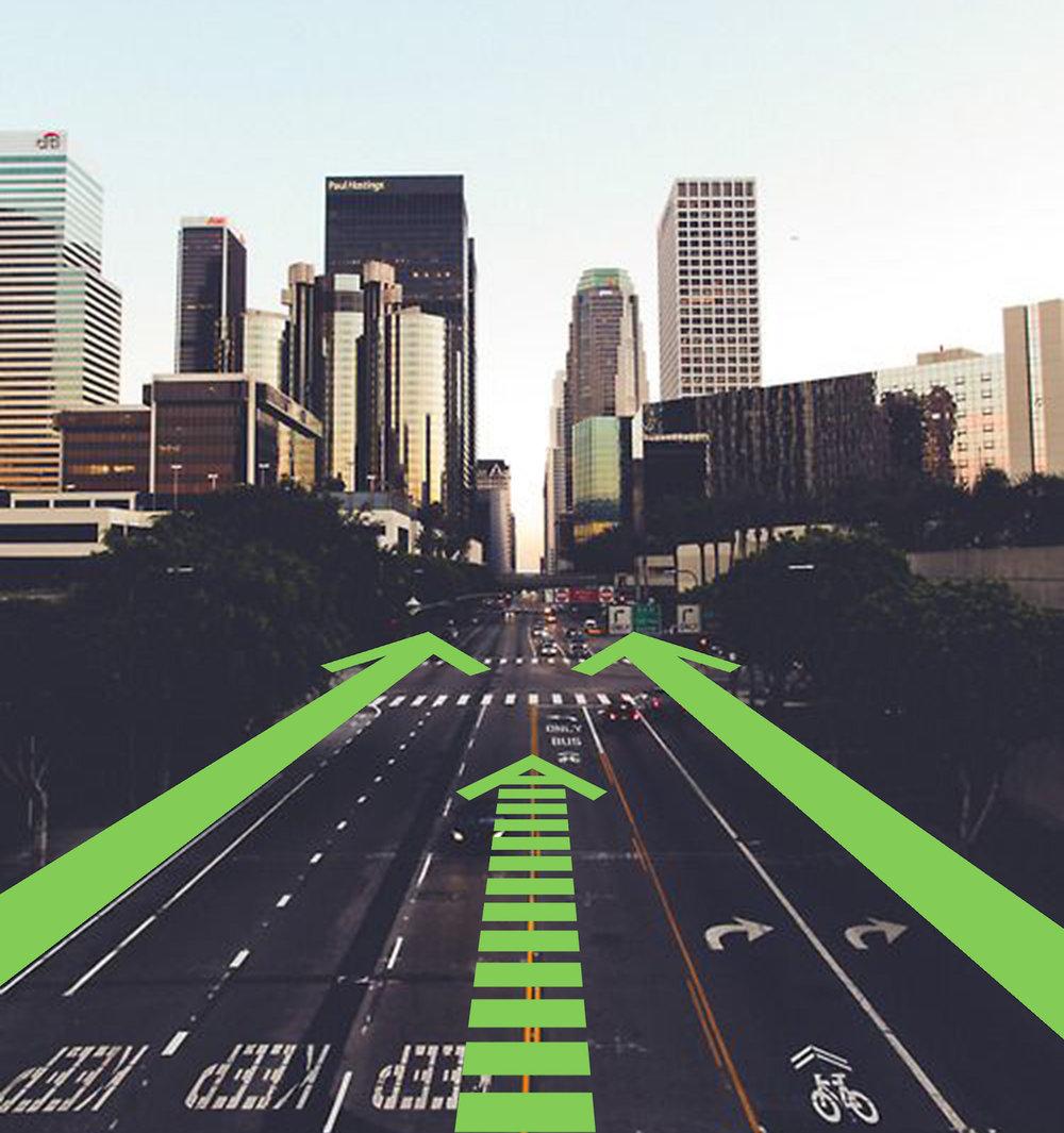 绿脉:新型的当代交通系统