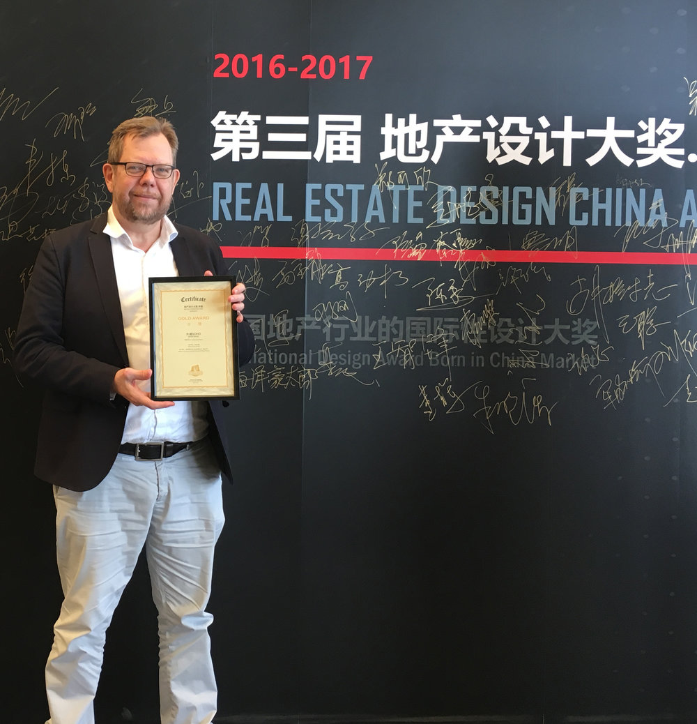 iPD is delighted to share the news that our project Shanghai BUND SOHO has been honored with a Gold Award of Design at the Redesign Award 2017.