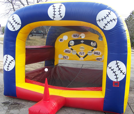 Inflatable T Ball Game
