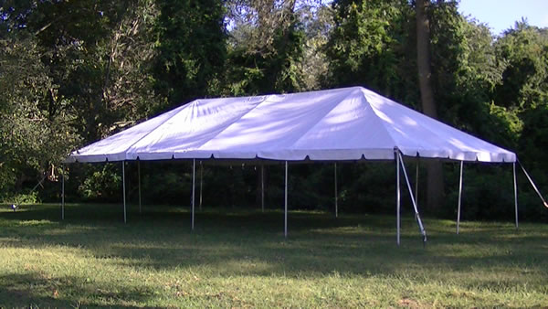 20u0027 x 40u0027 Frame Tent & Tents Tables and Chairs Rentals | Party Rentals in MD ...