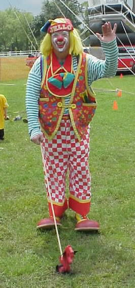 Hire A Clown For A Party