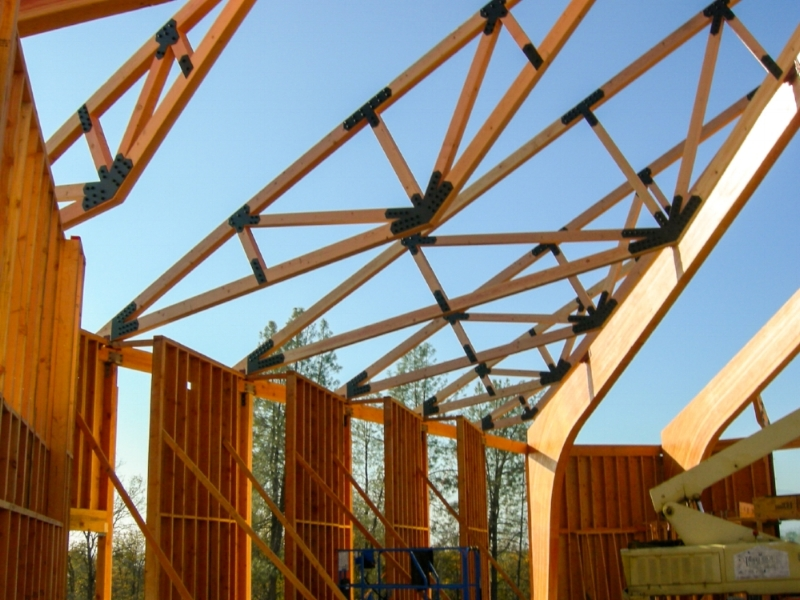 Roof Trust The Common Roof Truss Sc 1 St Carpentry