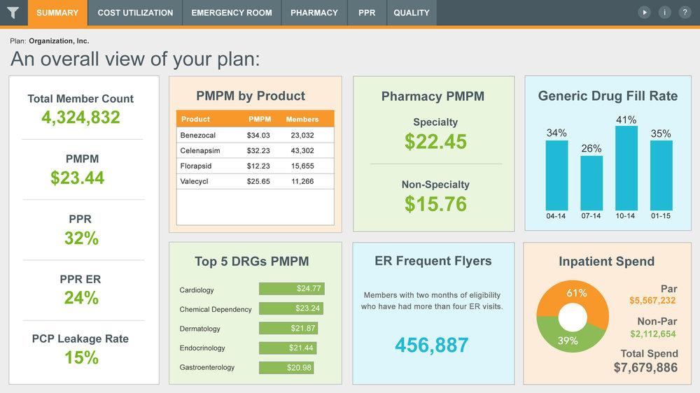 Healthcare Plan Summary