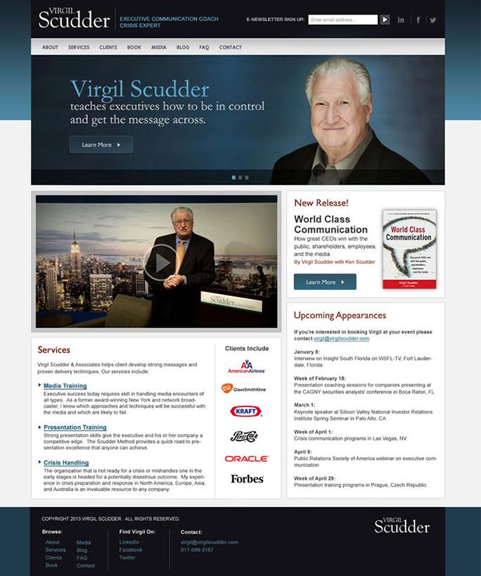 Virgil Scudder