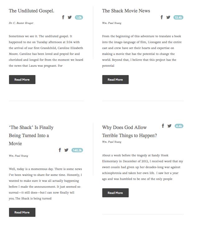Created Editorial Platform