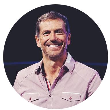 <b>John Bevere</b><br>Speaker, Author