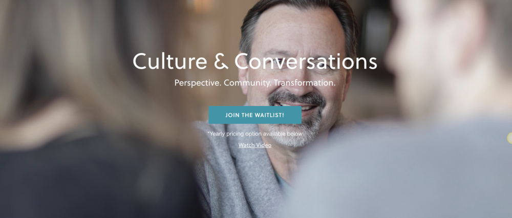 <b>Culture & Conversations</b><br>A Learning Community