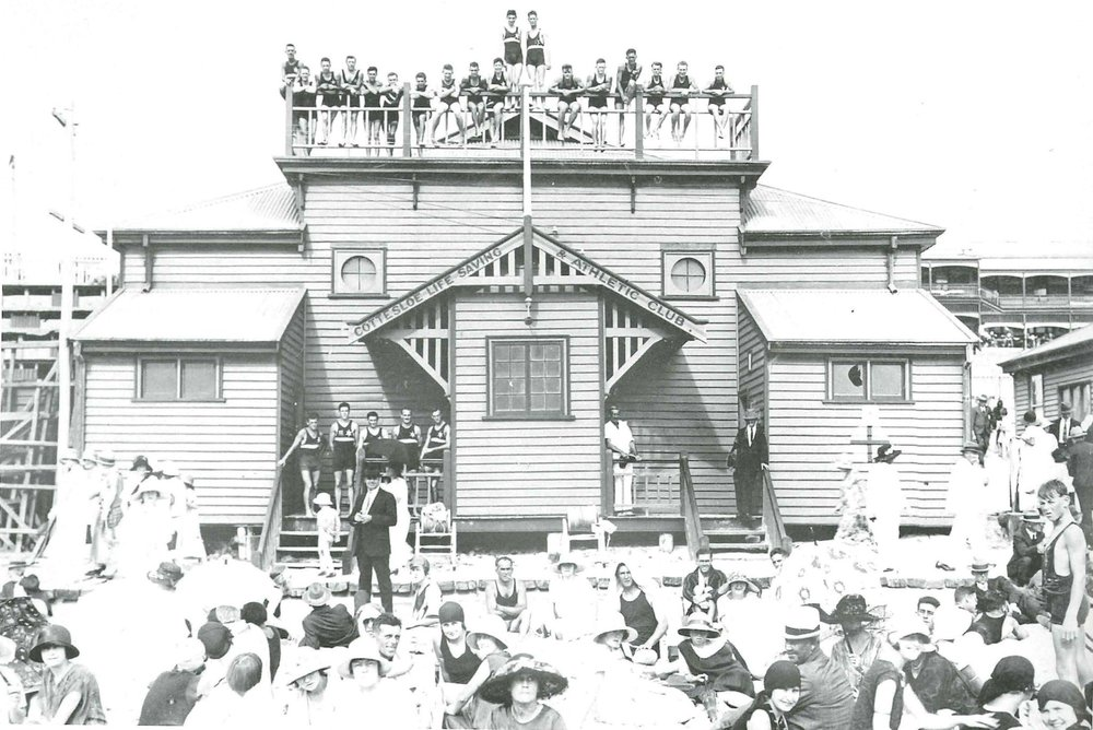 The Clubhouse 1920s