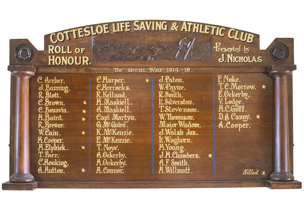 8H3176 CSLSC WW1 Honour Roll R2000.jpg