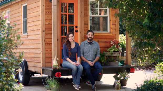Follow their journey on Instagram: @tiny_house_expedition