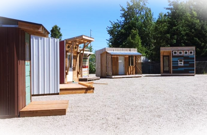 Photo of Opportunity Village by Carla Truax of At Home Housing