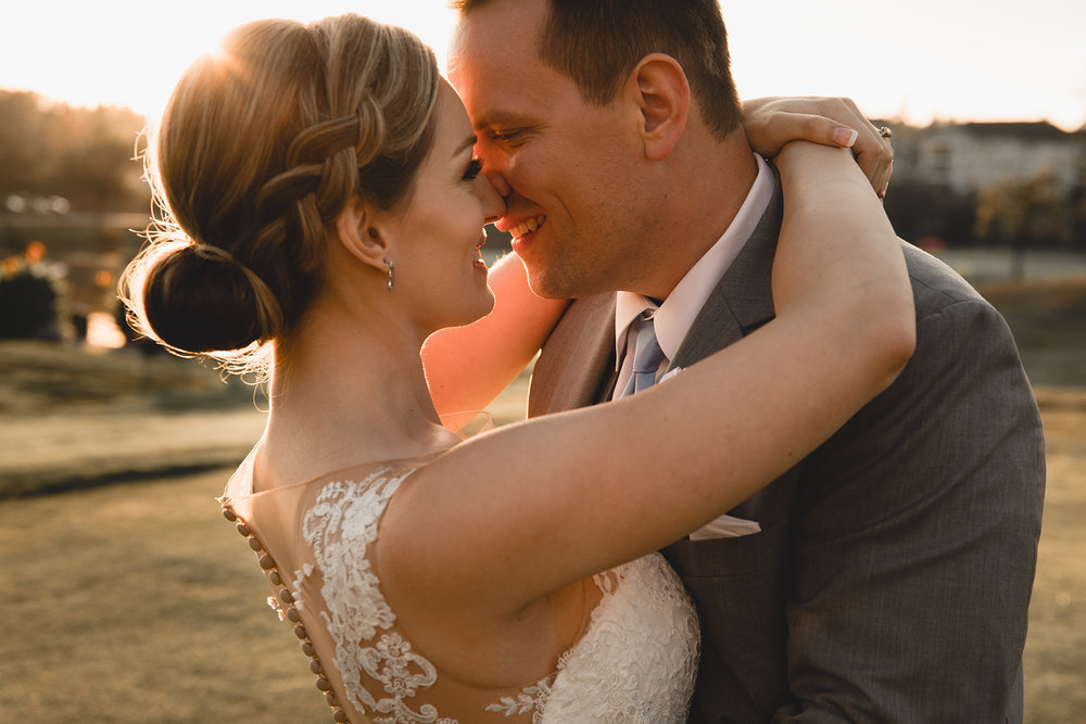 Jeff + Mandy - Wedding