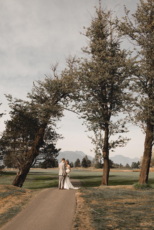 Meadow Gardens Golf Wedding