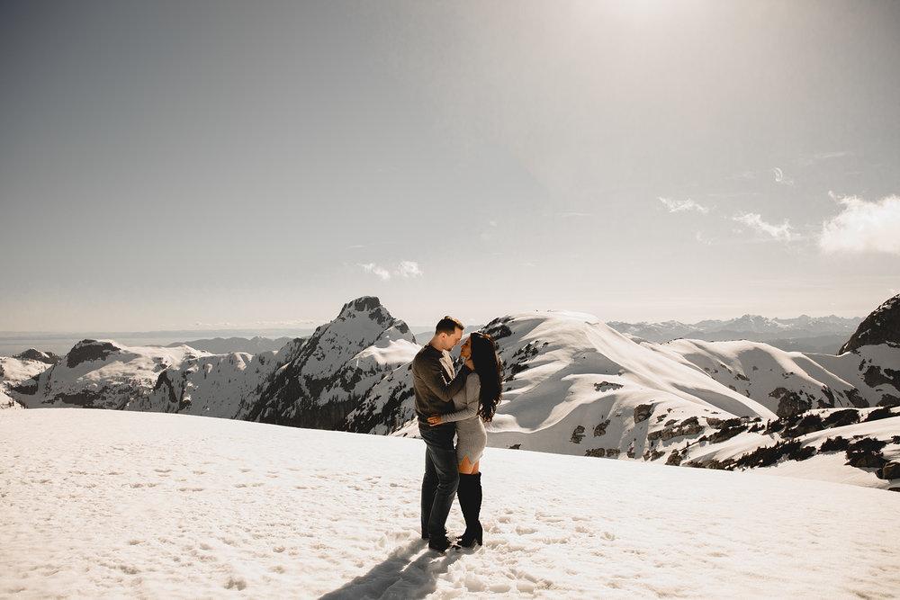 Joe + Sara - Engagement