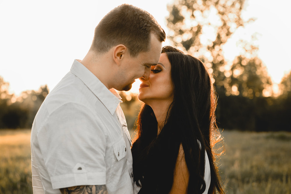 Langley Engagement Photography
