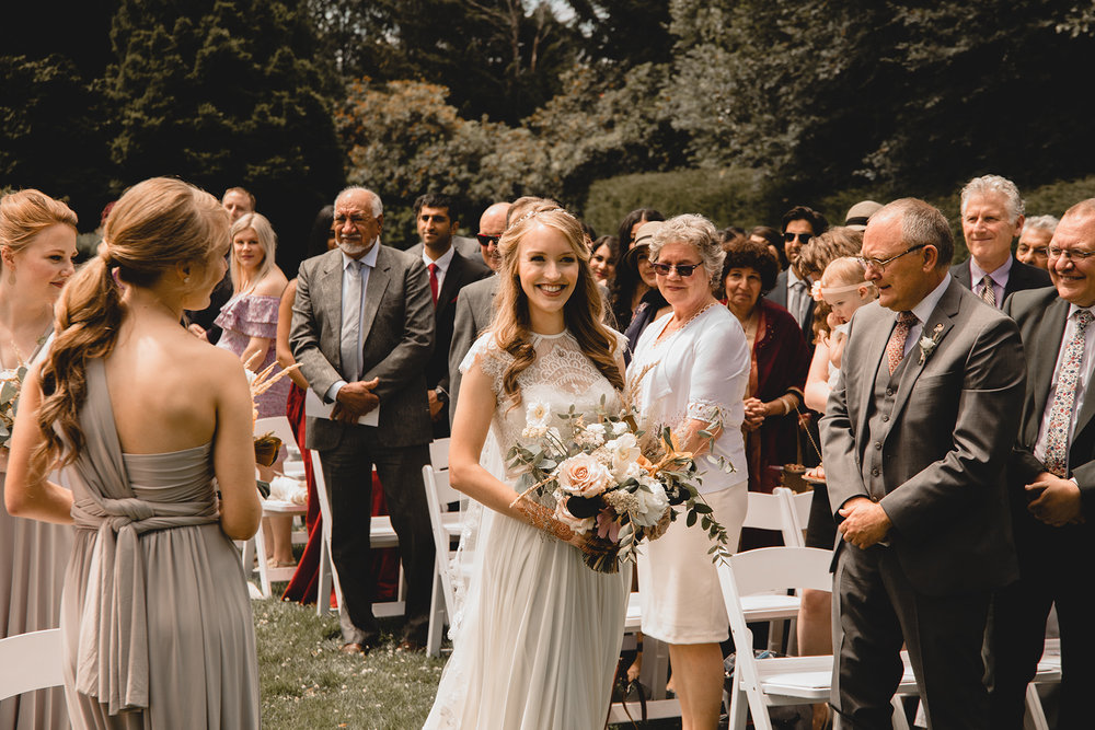 Cecil Green Park House Wedding Photography