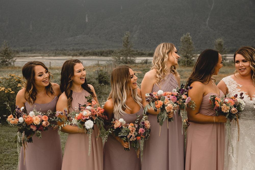 Weddings Fraser River Lodge