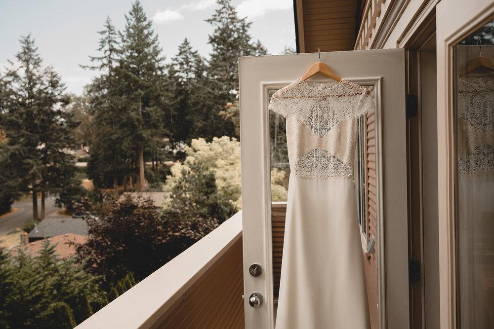 Union Bridal Wedding Dress