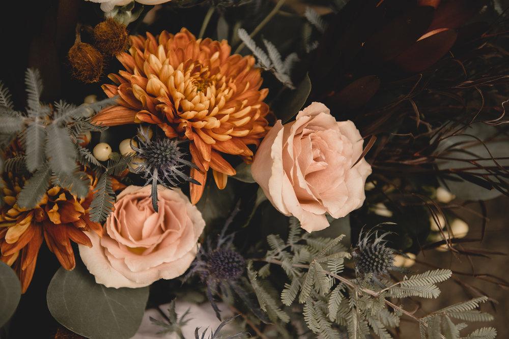 Rook and Rose Floral Design