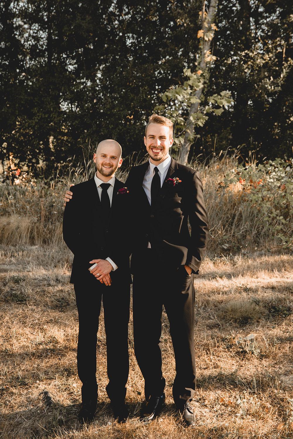 Wedding Photography Vancouver Island BC