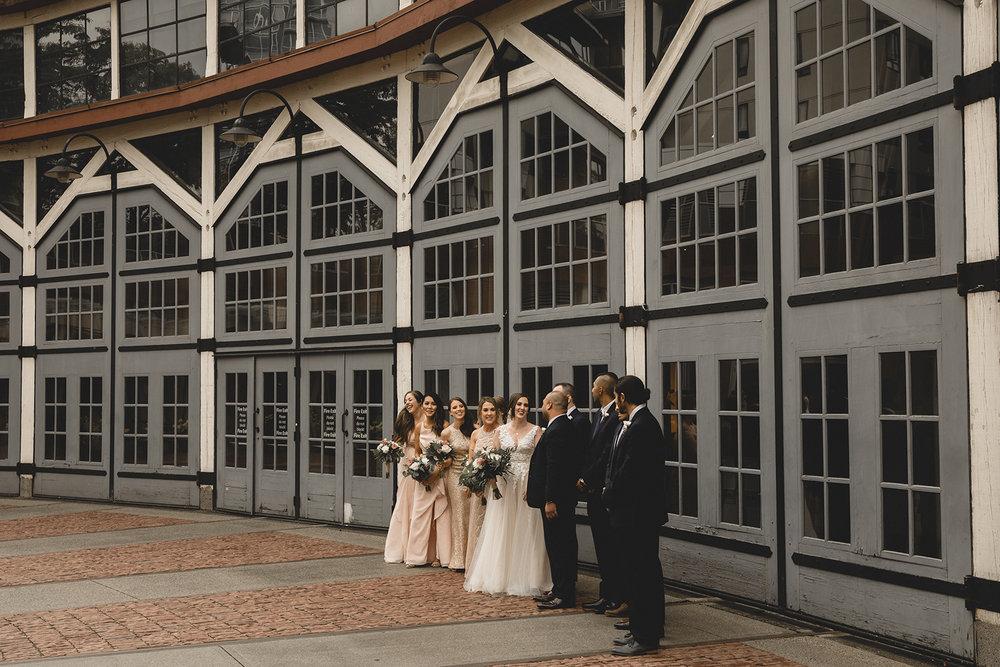Loft at Earls Wedding