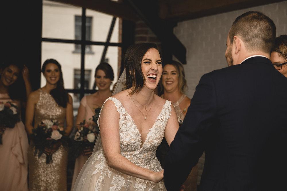 Earls Loft Wedding