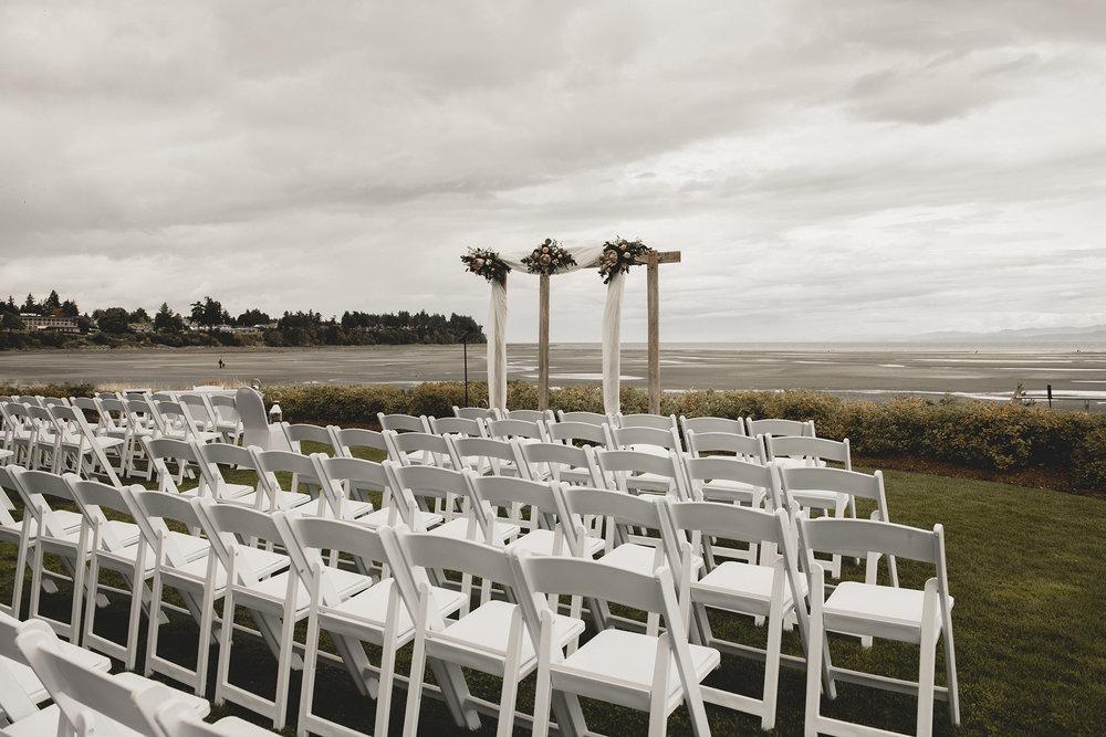 Beach Club Resort Wedding