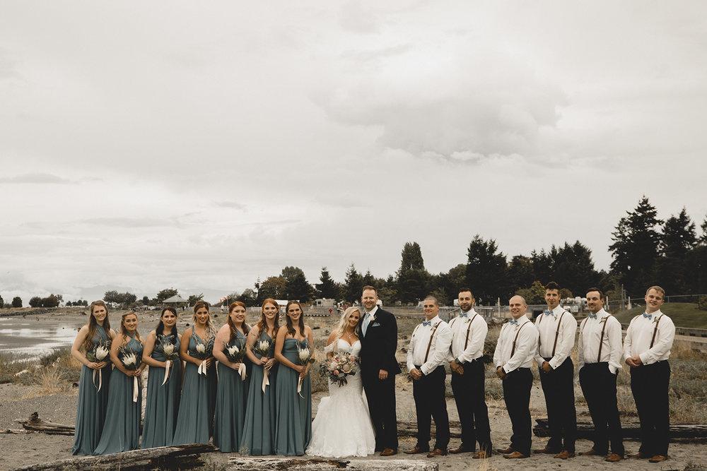 West Coast Wedding Photography