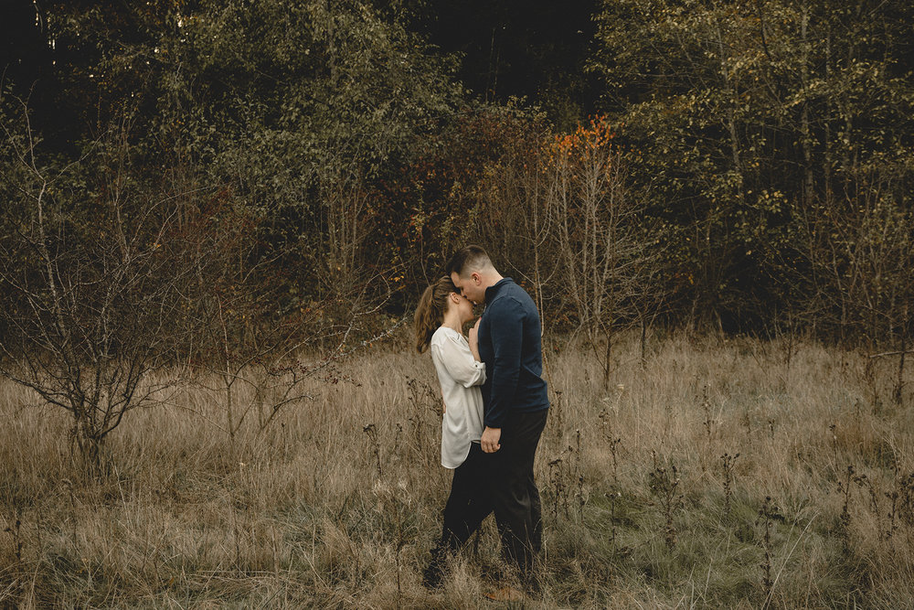 Vancouver Island Engagement