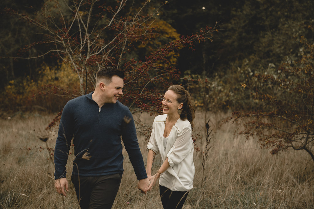 Beaver Lake Engagement