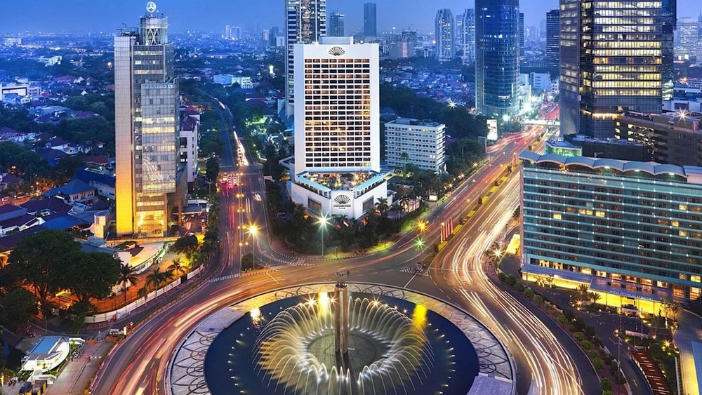 Jakarta, Indonesia. Purple has served clients in Indonesia for twenty years.