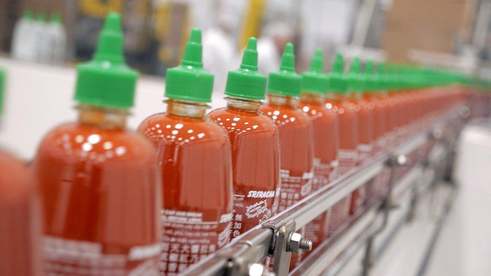 Sriracha factory. (Photo: Loa)